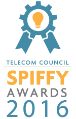 LaaSer nominated for Spiffy Award by Silicon Valley Tech Council