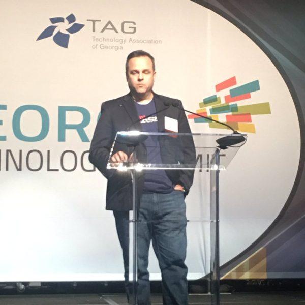 LaaSer Wins People's Choice Award at 2017 Georgia Technology Summit