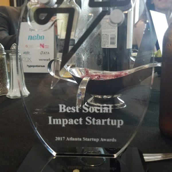 LaaSer wins Best Social Impact Startup at Atlanta Startup Awards
