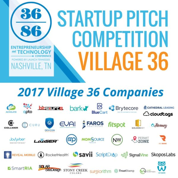 LaaSer Selected for 36|86 Startup Showcase